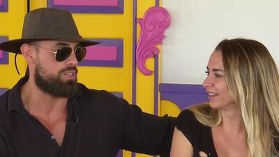 """""""Yo voy contigo a donde sea"""": Ingrid Brans y Mauricio Riveros pondrán a prueba su amor en 'Inseparables'"""