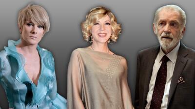 Grandes vacíos en el mundo de las telenovelas: estos actores han fallecido en 2019