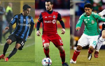 Cracks de élite en el fútbol mundial que son más bajos que Diego Lainez