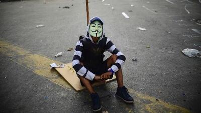 Inició el paro cívico de 24 horas declarado por la oposición en Venezuela