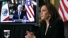 Inmigración centroamericana y derecho al voto: dos complicadas tareas que dejó Biden en manos de Harris