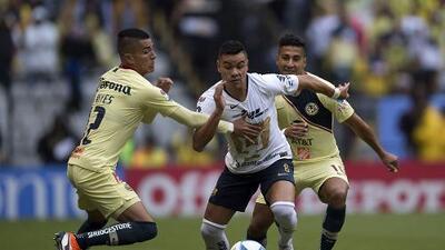 Cómo ver Pumas vs. América en vivo, por la Liga MX 17 febrero 2019