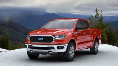 Esto es todo lo que tienes que saber de la Ford Ranger 2019