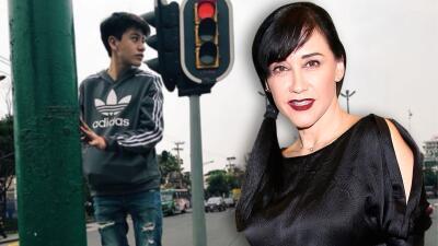 """Avisen (a sus padres) dónde están"", aconseja el hijo de Susana Zabaleta tras ser asaltado"