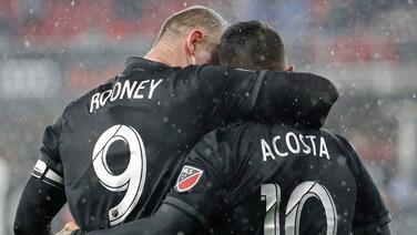 """Lucho Acosta, el socio de Wayne Rooney en DC United, tiene """"pretendientes"""" por toda Europa"""
