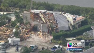Dos muertos por tornados en Tampa; miles sin luz en Miami