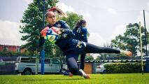Jaidy Gutiérrez, fuera del juego ante Mazatlán tras pleito con Natalia Acuña