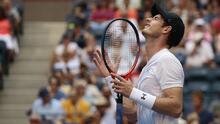 Por COVID-19, Andy Murray podría no jugar el Abierto de Australia
