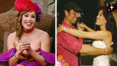 Karla recordó cuando bailó con Chayanne su vals de quinceañera... pero 20 años después