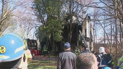Un hombre y su perro murieron durante el incendio de su vivienda en Wayne, Nueva Jersey