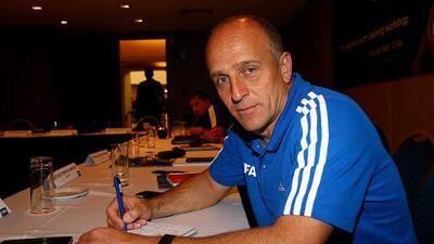 Entrenador uruguayo Fabián Coito, nuevo DT de la selección de Honduras