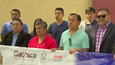 De Oaxaca a Los Ángeles: familias con inmigrantes se reúnen tras décadas sin verse