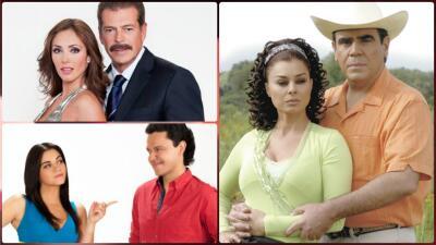Amores forzados: parejas de telenovela que derrocharon amor, pero no le gustaron al público