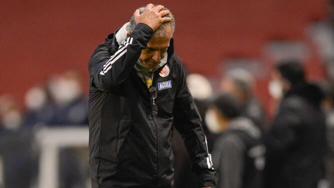 Colombia prescinde de Carlos Queiroz como su técnico