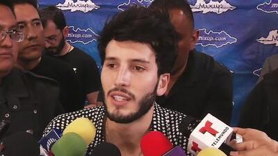 Sebastián Yatra reacciona a los rumores de posible prohibición del reggaeton en México por sus letras