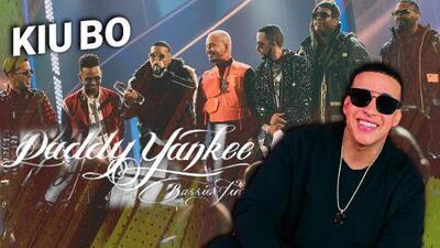 Balvin, Ozuna y otros grandes honran al jefe: Daddy Yankee en el mejor momento de Premio Lo Nuestro | Kiubo