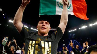 'Canelo' Álvarez es nombrado peleador del mes por el CMB