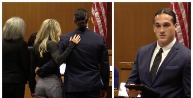 """""""Hoy recibo justicia"""", Greg Kelley es exonerado tras pasar años en prisión"""
