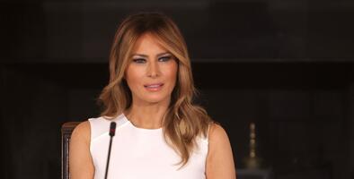 """Melania Trump reclama """"chismes"""" y se despide de la Casa Blanca mientras piensa irse a Florida"""