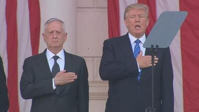 Estimado Donald Trump: atiendo a veteranos de guerra con estrés postraumático y no son gente débil