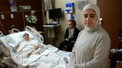 El veto de Trump impide a una mujer siria visitar a su madre operada de cáncer en EEUU