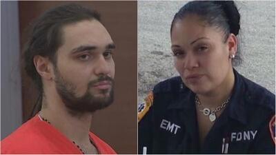 Hallan no apto para ser sometido a juicio al hombre señalado de atropellar a la paramédica Yadira Arroyo