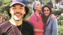 Casi dos meses después de la muerte de Isela Vega, sus hijos Arturo y Shaula se reconciliaron
