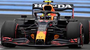 Red Bull se queda con la Pole del GP de Francia; Checo saldrá desde el cuarto sitio