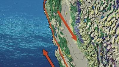 Las dos teorías que explicarían por qué está temblando en el sur de California