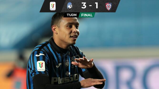 Atalanta y SPAL se meten entre los ocho mejores de la Coppa Italia