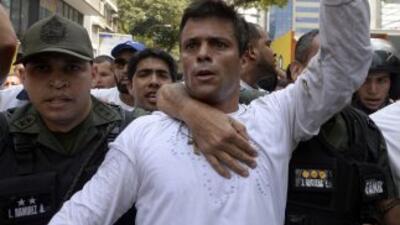 Tribunal de Venezuela violó petición de la ONU al no liberar a Leopoldo