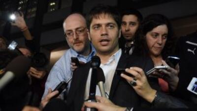 Negociaciones contrarreloj en Nueva York para evitar el default de Argentina