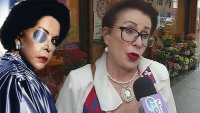 """Laura Zapata indignada al no ser escogida para personificar a Catalina Creel: """"Me tocaría por naturaleza"""""""