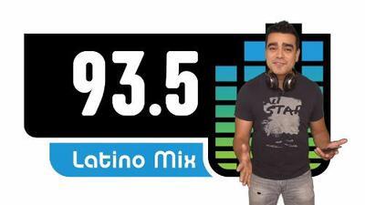 Latino Mix la escuchas en 93.5 FM!