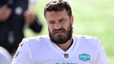 Fitzpatrick no jugaría ante Bills por supuesto positivo de COVID-19