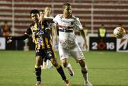 Sao Paulo lográ colarse a los octavos de final de Libertadores ante The Strongest