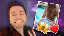 Vocalista de La Adictiva envía mensaje a Chiquis tras video de sus 'pompas' (y su esposa lo cacha)