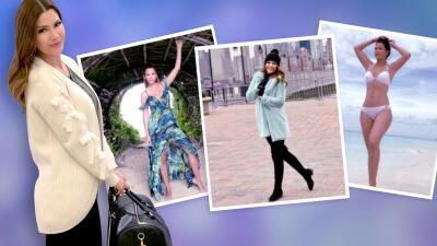 Entre maletas y aeropuertos, así ha pasado Ana Patricia el primer semestre del año