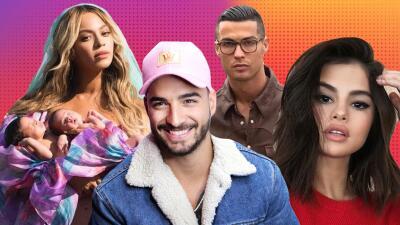 Maluma, Selena Gómez y Beyoncé: lo más popular en Instagram en 2017