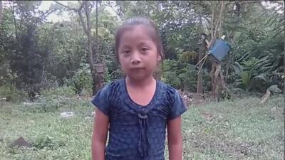 Familiares de Jakelin Caal esperan el cuerpo de la niña para sepultarlo en su tierra natal