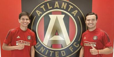 Jurgen Damm y 'Cubo' Torres ya reportaron con Atlanta United