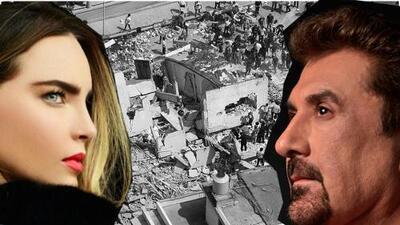 Conductor de 'Hoy' critica a Belinda por las amenazas de muerte que ha recibido de sus fans