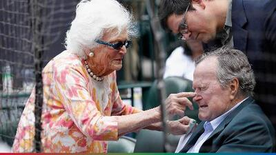 Barbara y George H.W. Bush: después de 73 años de matrimonio, mueren con 7 meses de diferencia