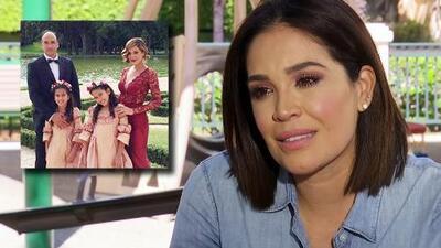 Conmovida, Karla comparte las más bellas lecciones de amor incondicional que ha recibido de su esposo e hijas