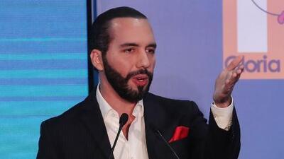 Presidente de El Salvador da a conocer parte de su plan para combatir la delincuencia en el país
