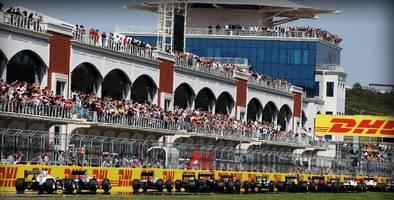 Por el COVID-19, el Gran Premio de Turquía de F1 no tendrá público