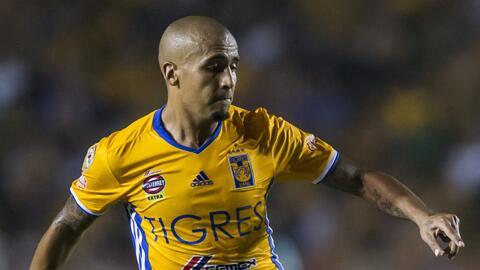 'Chaka' Rodríguez no piensa en la final ante Rayados, primero Monarcas por la Liga MX