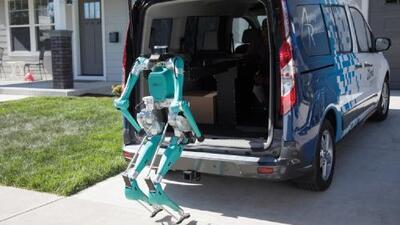 ¿Estás listo para hacer un pedido y que lo entregue un robot? Un avance tecnológico que afectaría al hombre