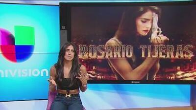 Bárbara de Regil nos habla de Rosario Tijeras, su primo Marco y su vida de casada