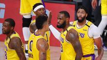 Los Lakers regresan con un contundente triunfo sobre los Trail Blazers